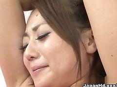 Amazing Pornographic Stars Yu Shiraishi, Yuu Shiraishi In Finest Diminutive Tits, Japanese Hump Flick