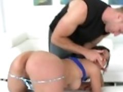 Rear End Style Session With Big Bum Teenage Mimi