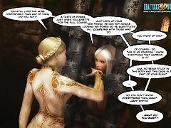 3 Dimensional Comic: Legacy. Vignette 38