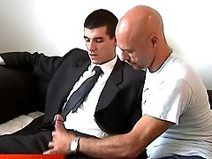 Full Video: I Will Sign This Contract Only If I Can Suck Your Huge Cock Of Straight Guy !