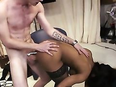 Darky Kiki Minaj With Giant Knockers Loves Deep Bootie Stuffing In Steamy Assfuck Activity With Danny D