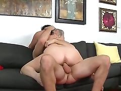 Nasty Matures Momma Gives A Mind Deepthroating Blowage