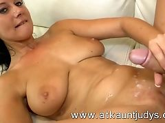 Matures Hard-core With Sexy Jana