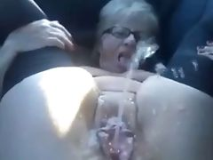 Solo #48 (chubby Granny Explosive Squirt)
