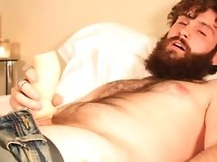 Dirty Talking& Fucking A Pocket Coochie Completes With Massive Jizz Flow