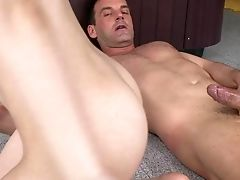 Nubile Stacy Snake Gargles Like A Very First Rate Whore In Steamy Oral Act With Horny Fellow
