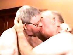 Homo Older Guys  Having A Good Time'