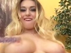 """""""dirty Blonde Natalia Starr Crams Her Cunt With Spiky Fuck Stick!"""""""