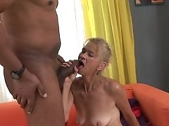 Blonde Beata Undine Gets A Cunny Stuffing In Interracial Gonzo Activity With Hot Man