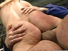 Nubile Is Desperate For Man Jelly