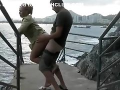 Crazy Homemade Clip With Rear End Style, Euro Scenes